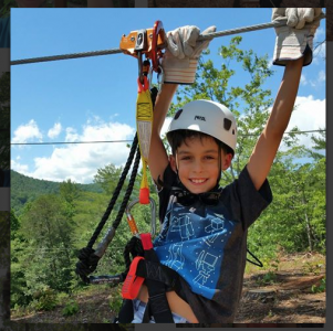 Unicoi Zipline and Aerial Adventure Park