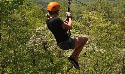 Wears Valley Zipline Adventures