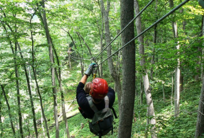 North Fork Valley Canopy Tour at NRocks
