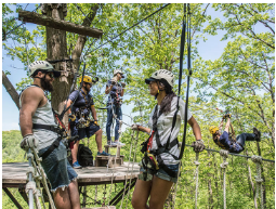 WVU's Adventure WV Outdoor Education Center