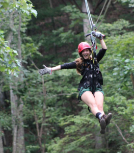 Virginia Canopy Tours Zip the Park
