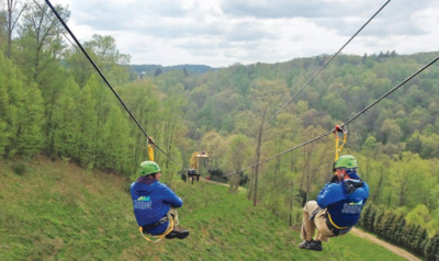 Nemacolin Woodlands Resort Fatbird Superflyer