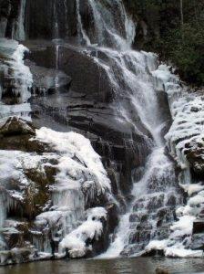 Eastatoe Falls/Twin Falls