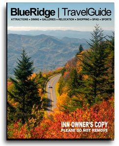 New Launch: Blue Ridge Travel Guide Book
