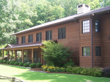 Blue Waters Mountain Lodge