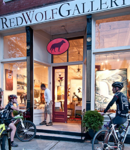 Red Wolf Gallery