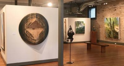 Haen Gallery - Asheville