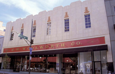 Woolworth Walk