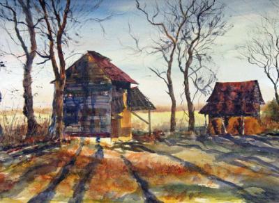 Elizabeth Ellison Watercolors