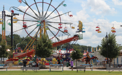 Western North Carolina Agricultural Center and State Fair