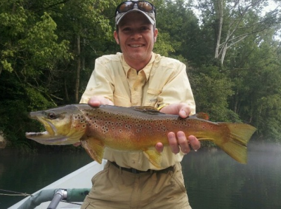 East Tennessee Fly Fishing