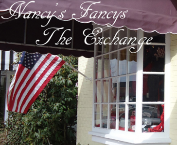 Nancy's Fancys and The Exchange for Men