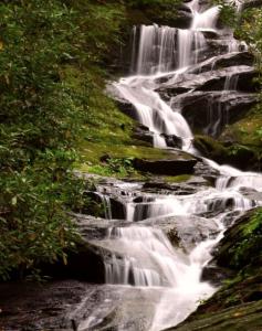 Roaring Fork Falls aka Roaring Creek Falls