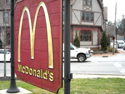 Biltmore Village McDonald's Is Not Ordinary