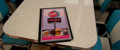 Carolina Diner Reopened Today As Pop's Diner