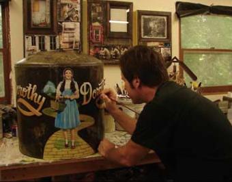 Al Garnto Fine Art Studio