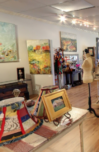 High Country Art & Antique Art Gallery
