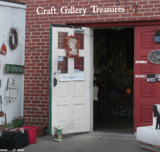 Craft Gallery Treasures