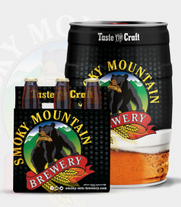 Smoky Mountain Brewery - Gatlinburg