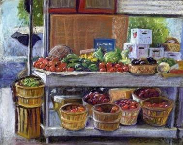 Asheville-Area Food Artist Lorraine Plaxico