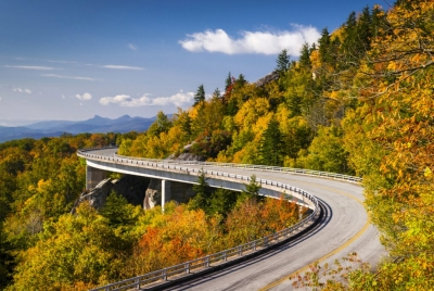 5 Places To Visit On The Blue Ridge Parkway