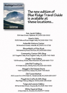 New Blue Ridge Travel Guide Has Arrived