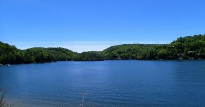 Beautiful Lake Glenville, Near Cashiers, NC