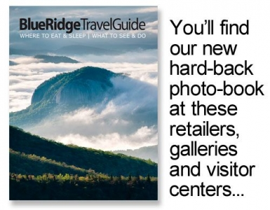 Where to Find the New Blue Ridge Travel Guide