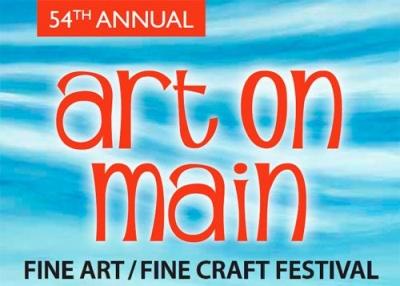 Oct. 5-6, 2013, Art On Main, Hendersonville, NC