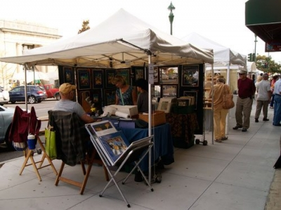 Western North Carolina Art & Craft Festivals