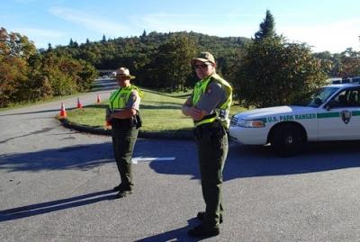 Blue Ridge Parkway Open, Despite Shutdown