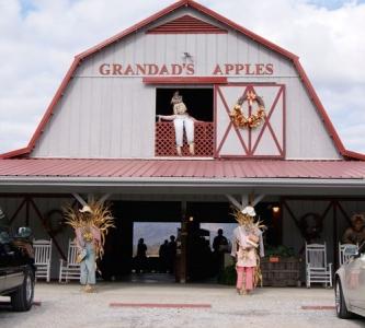 Grandad's Apples in Hendersonville, NC