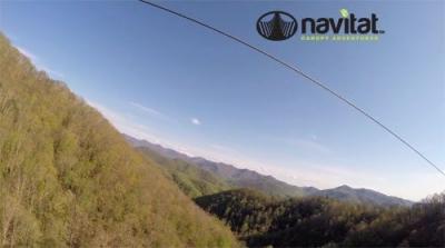 Navitat's New Blue Ridge Experience Zip Lines