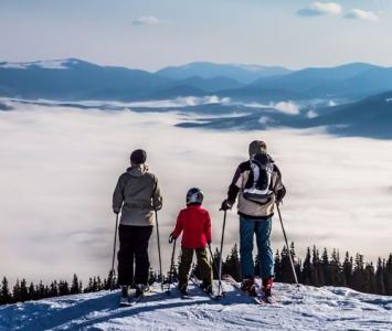 Blue Ridge Mountain Fall & Winter Activities