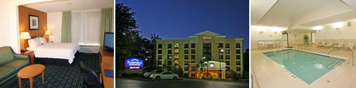 Asheville Biltmore Fairfield Inn and Suites, Asheville, NC