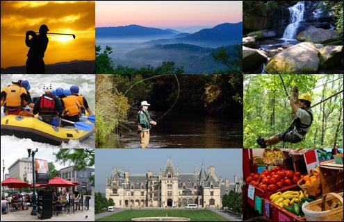 Blue Ridge Travel Guide Photos