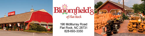 Bloomfield's Of Flat Rock Dish Barn, Flat Rock and Hendersonville, NC