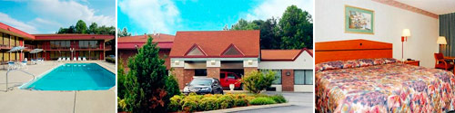 Econo Lodge Asheville Airport, Fletcher, NC