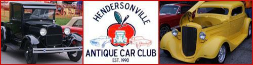 Hendersonville NC Antique Car Club