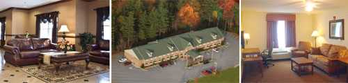 Mountain Inn And Suites Airport, Asheville, Hendersonville, and Flat Rock, North Carolina