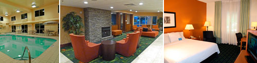 Asheville Airport Fairfield Inn and Suites, Asheville, NC