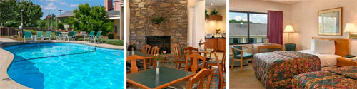 Asheville Ramada River Ridge Hotel, Asheville, NC