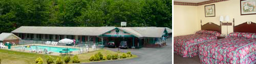 Scottish Inn, Maggie Valley, North Carolina