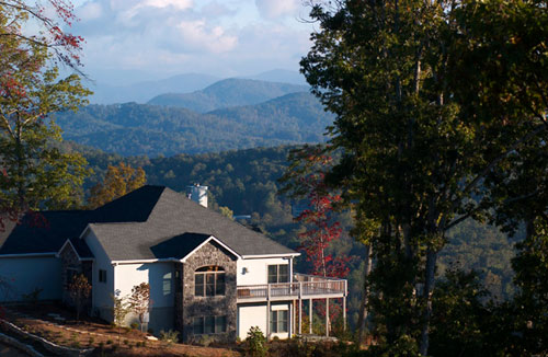 Carriage park community hendersonville north carolina for Impression homes park ridge