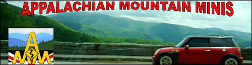 Appalachian Mountain MINIs Car Club Facebook Page