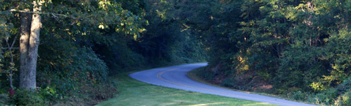 Picture of Blue Ridge Parkway - America's Favorite Byway