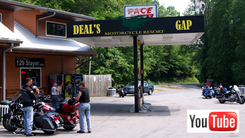 deal s gap tail of the dragon video on youtube