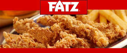 Fatz Cafe New Menu