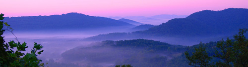 Blue Ridge Travel Guide Contact Us Form