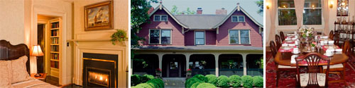 1900 Inn On Montford Bed and Breakfast